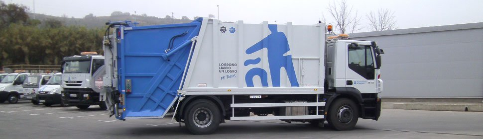 Camión de recogida